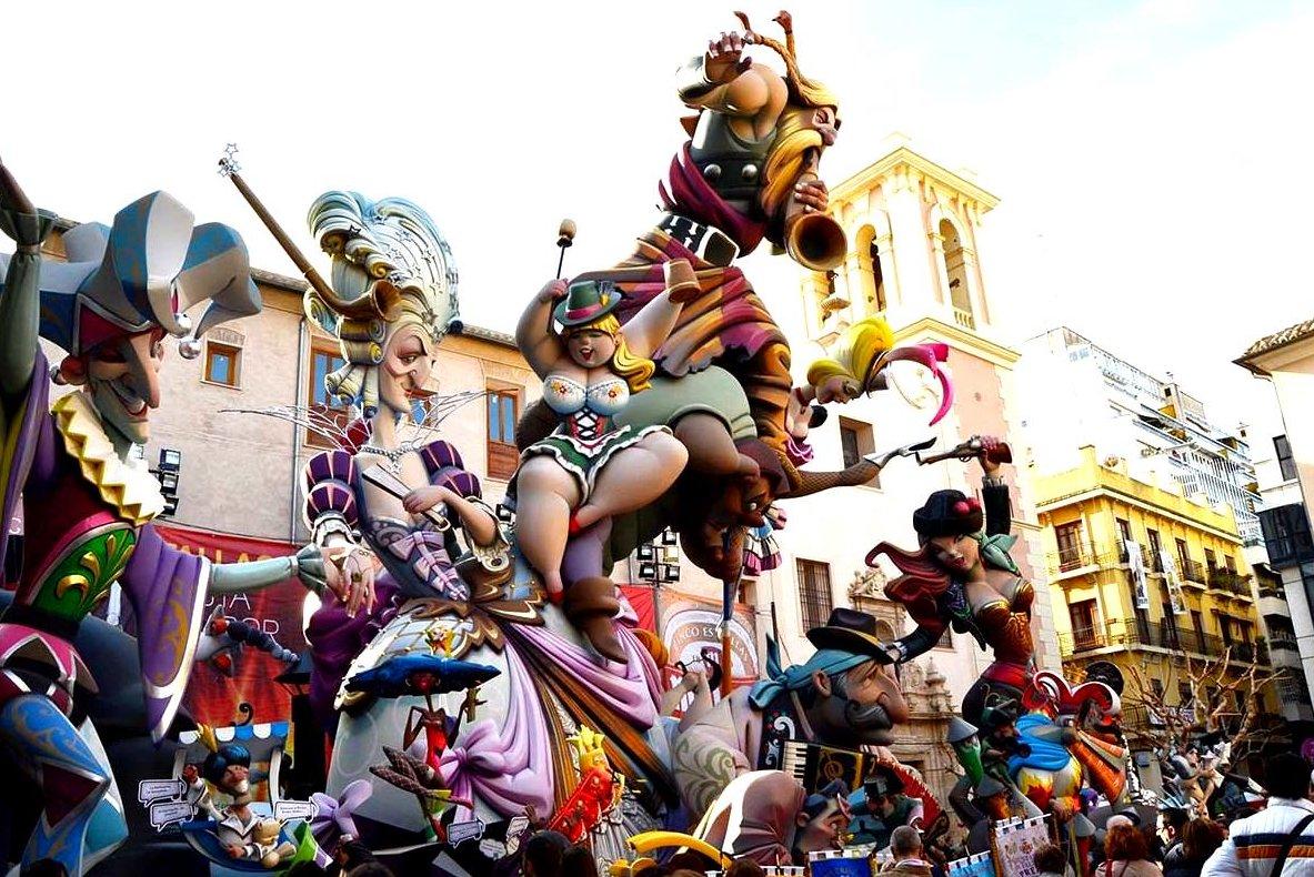 праздник Св. Хосе