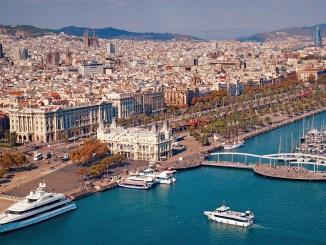 Барселона - история города.