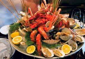 Морепродукты Испании