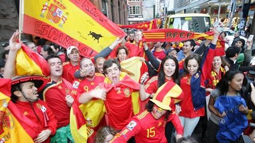 Менталитет испанцев (2)