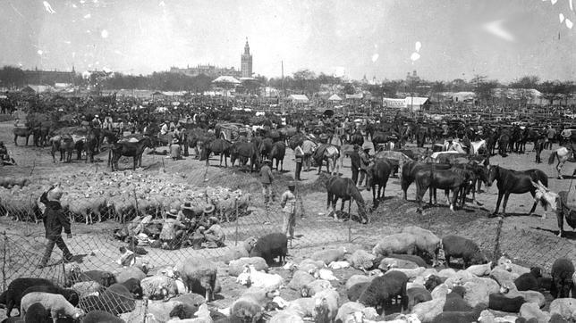 Севильская ярмарка история