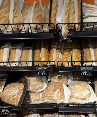 Цены на продукты питания в Испании