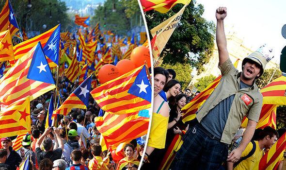 Испания может потерять один из своих регионов