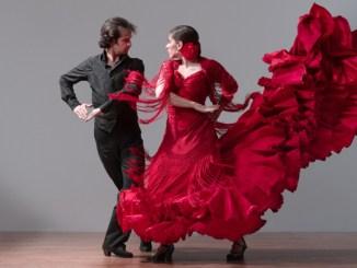 Испанский танец фламенко