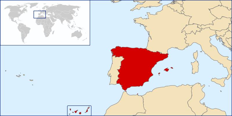Ispaniya-na-karte-mira