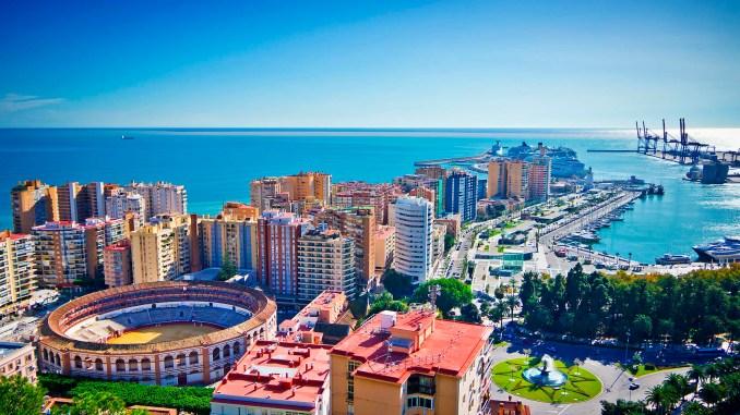 Малага - город Испании