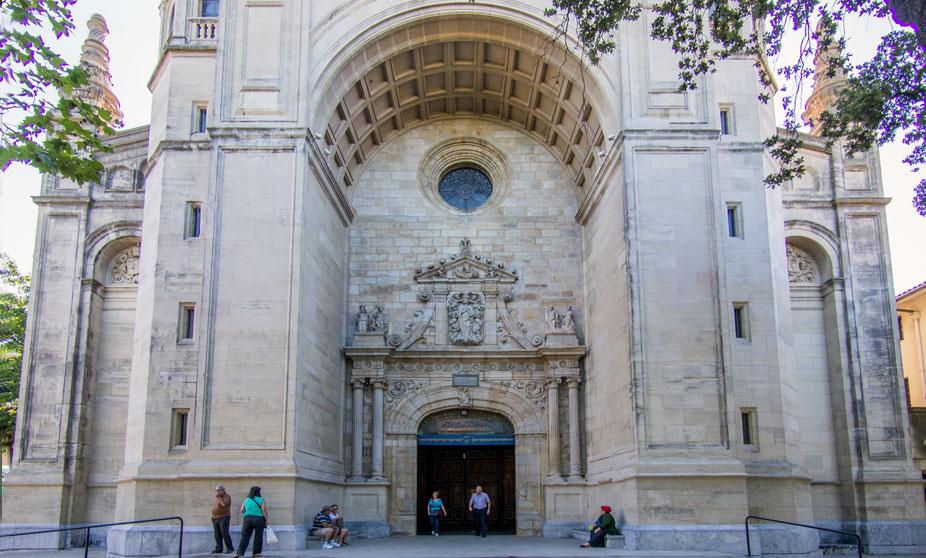 basilica-begona в Бильбао