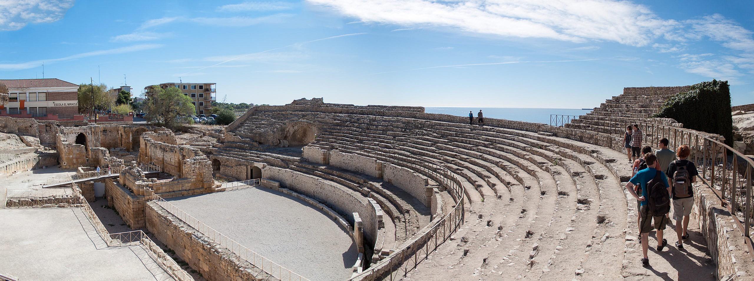 Римские останки в Таррагоне