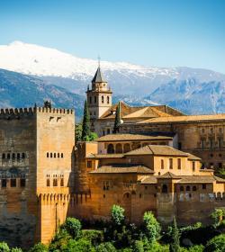 Альгамбра и Сьерра-Невада