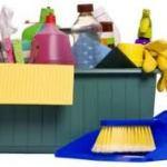 Produtos de limpeza: uma toxina perigosa