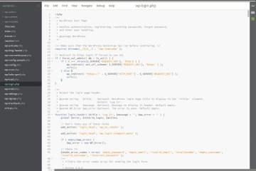 Lista de Editores de Codigo compatibles con Wordpress