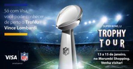 Se você gosta de #NFL e está em São Paulo tem que visitar