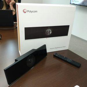 Polycom anuncia solução de vídeo conferência para PME
