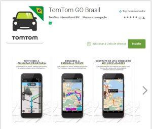TomTom lança aplicativo de GPS gratuito para smartphones Android no Brasil