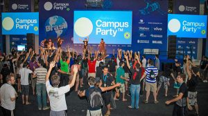 Campus Party terá edição em Brasília