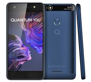 Quantum lança seu smartphone de entrada, o YOU