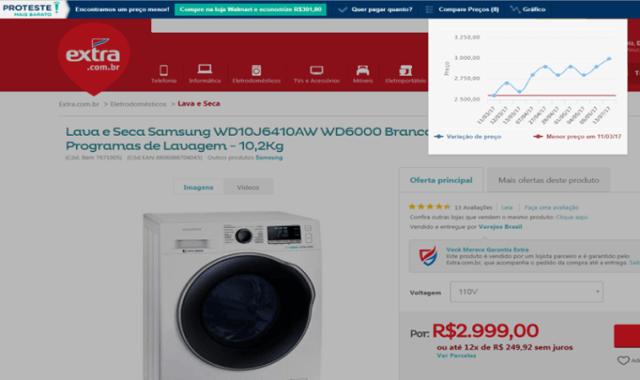 PROTESTE lança ferramenta que ajudará o consumidor a economizar nas compras feitas pela internet