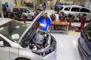 SENAI Rio e montadoras inauguram novo centro de treinamento para a área automotiva
