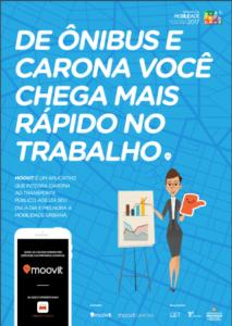 Moovit e Secretaria Municipal dos Transportes firmam parceria durante a Semana da Mobilidade, em São Paulo