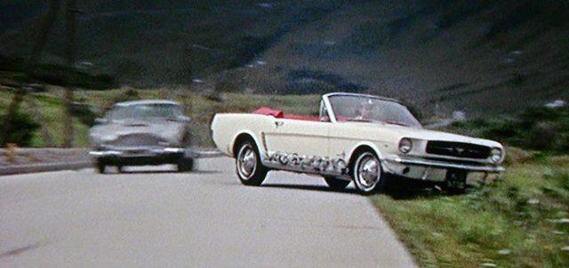 Ford marca gerações com grandes momentos do Mustang no cinema