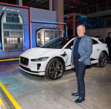 Ian Callun - Diretor de Design da Jaguar