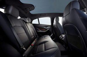 Jaguar I-PACE Interior Trás