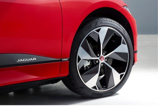 Jaguar I-PACE Roda Dianteira Direita