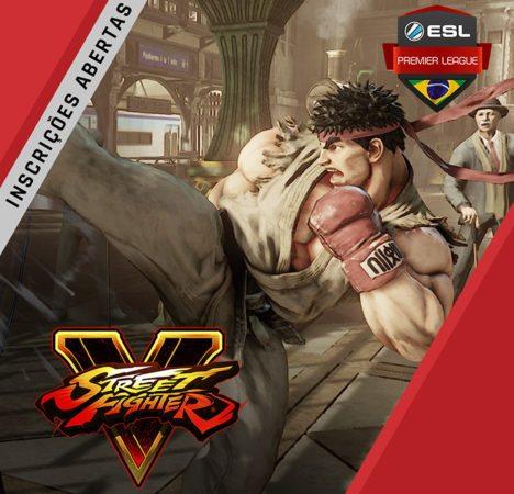 Street Fighter V: Arcade Edition agora é parte da Brasil Premier League da ESL