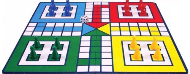 Ludo - jogo de tabuleiro