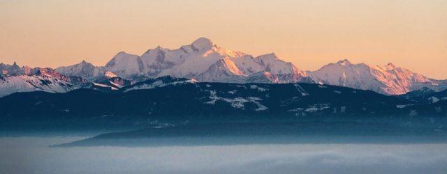 Três bons motivos para conhecer a Suíça