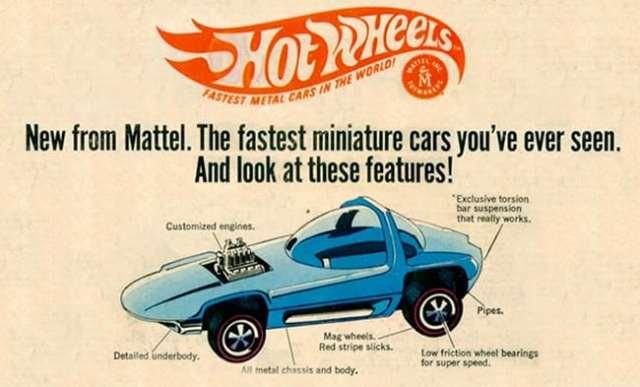 Saiba 10 fatos curiosos sobre Hot Wheels