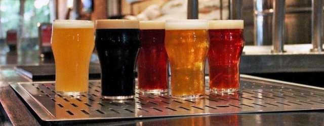 chope e cerveja