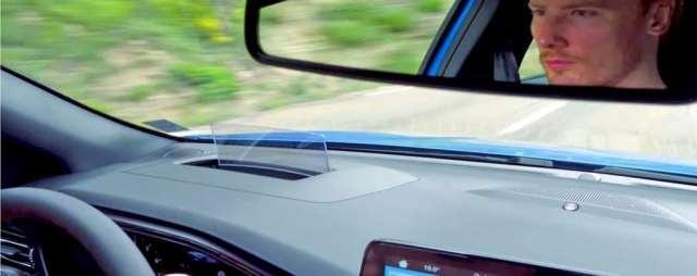 Tecnologia Ford - Visor