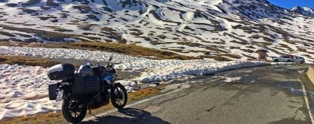 Tour pelos Alpes