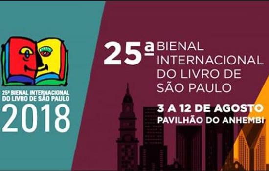 Começa hoje a 25ª edição da Bienal Internacional do Livro de São Paulo