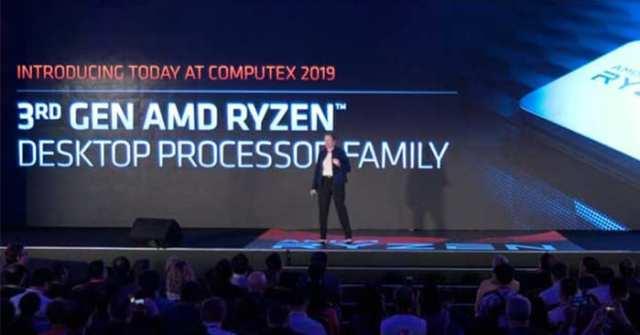 AMD anuncia sua próxima geração de processadores Ryzen