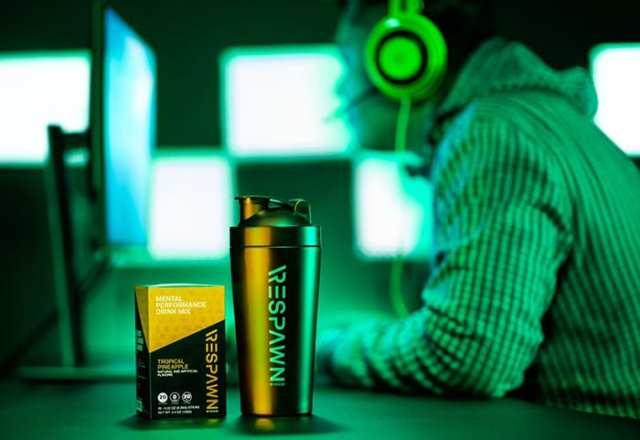 Razer lança bebida que ajuda no desempenho dos gamers durante as partidas
