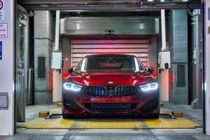 BMW Série 8 Gran Coupé 03