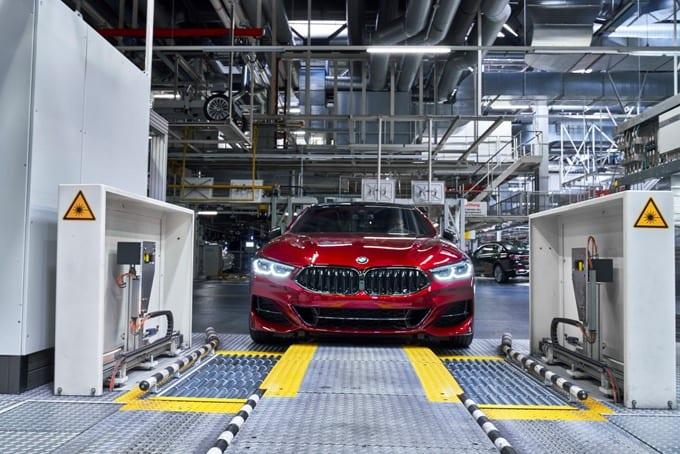 BMW Série 8 Gran Coupé 06