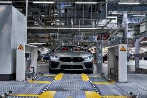 BMW Série 8 M8 Competition Coupé e M8 Competition Convertible17