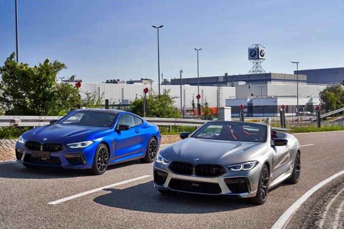 BMW Série 8 M8 Competition Coupé e M8 Competition Convertible 29