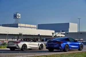 BMW Série 8 M8 Competition Coupé e M8 Competition Convertible 32