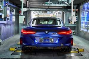 BMW Série 8 M8 Competition Coupé 39