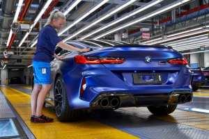 BMW Série 8 M8 Competition Coupé 47