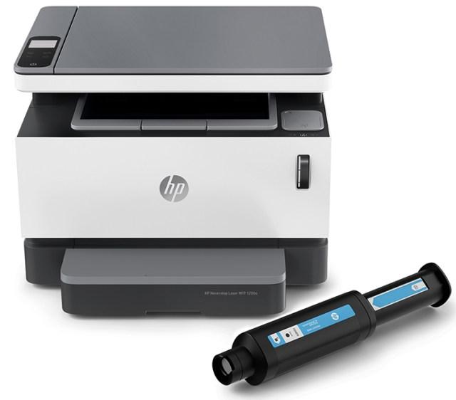 HP Neverstop: primeira impressora laser com tanque de toner chega ao Brasil