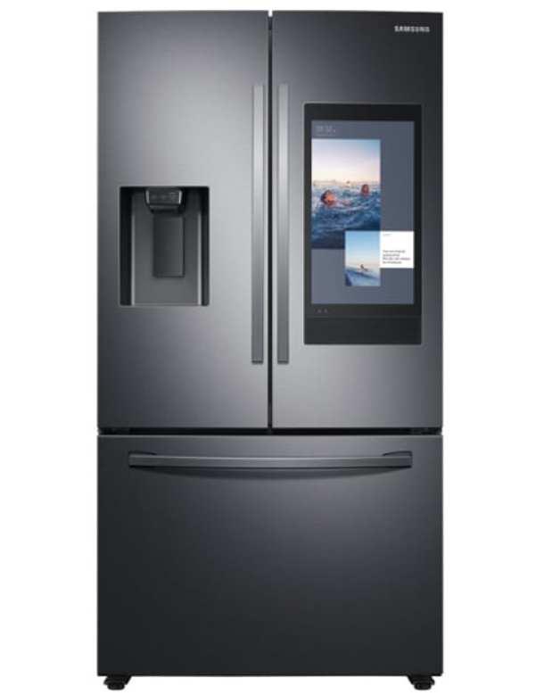 Samsung apresenta novos refrigeradores French Door RF23R com Wi-Fi embutido