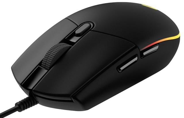 Logitech apresenta novo mouse G203 Lightsync
