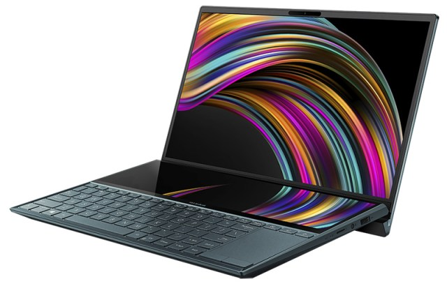 ASUS anuncia ZenBook Duo e ZenBook 14