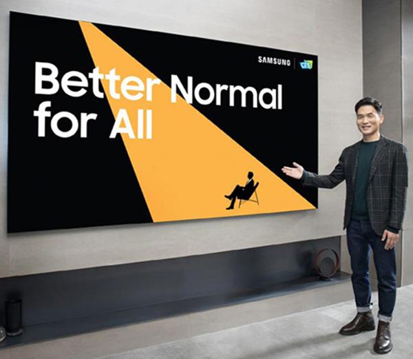 """CES 2021: Samsung apresenta inovações de última geração para um """"Melhor Normal"""""""