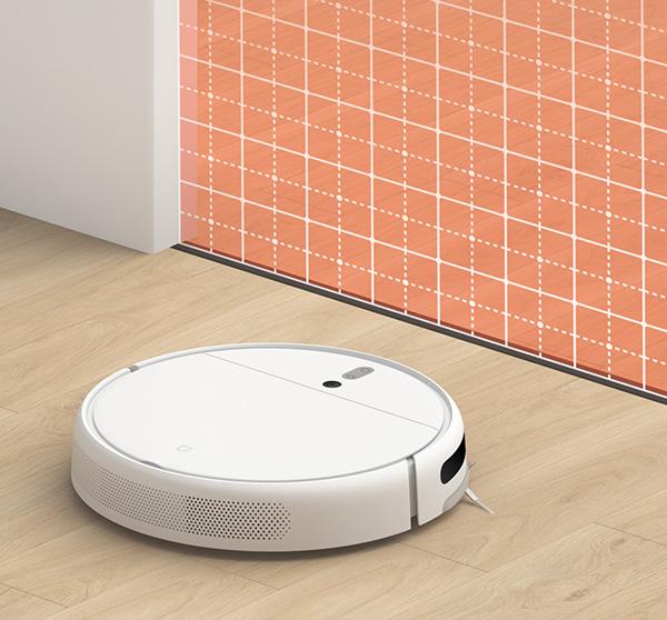 Xiaomi apresentou no Brasil robô que aspira, varre e passa pano de maneira inteligente